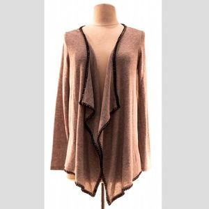 {Altar'd State} Light Open Front Cardigan